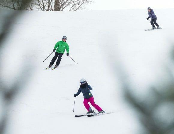 skier au quebec